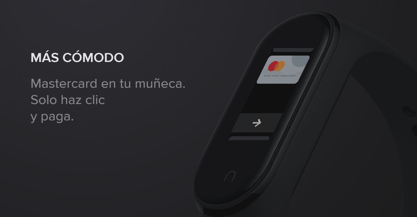 La Xiaomi Mi Band 4 NFC llega a Rusia permitiendo pagar con ella, ¿llegará al resto de Europa?. Noticias Xiaomi Adictos