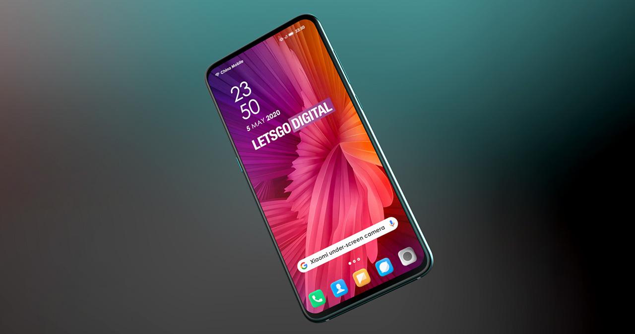 Así de espectacular luciría el primer Xiaomi con cámara selfie bajo pantalla. Noticias Xiaomi Adictos