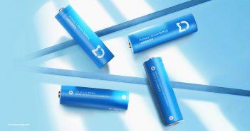 Nuevas Xiaomi Mijia Super Battery, pilas alcalinas AA más duraderas. Noticias Xiaomi Adictos