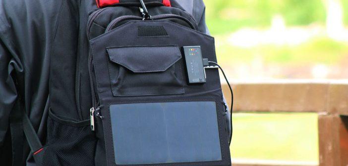 Xiaomi pone a la venta una interesante placa solar portátil con la que cargar tu móvil en cualquier lugar. Noticias Xiaomi Adictos