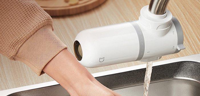 Nuevo Xiaomi Mijia Faucet Water Purifier, un purificador de agua compacto que podremos instalar nosotros mismos. Noticias Xiaomi Adictos