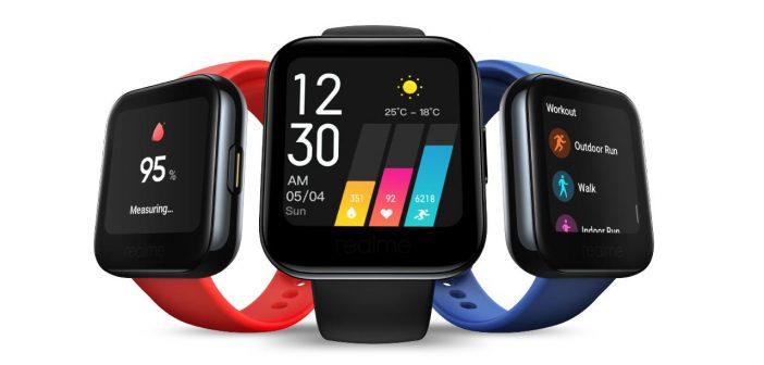Los smartwatches de Xiaomi ya tienen un nuevo rival y se llama Realme Watch. Noticias Xiaomi Adictos