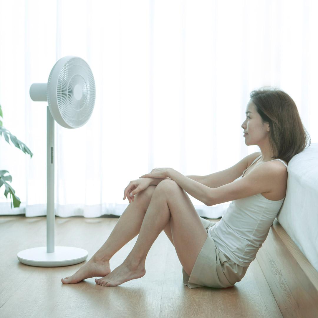 Lo último de Xiaomi en Youpin es un ventilador con batería integrada ideal para el jardín. Noticias Xiaomi Adictos
