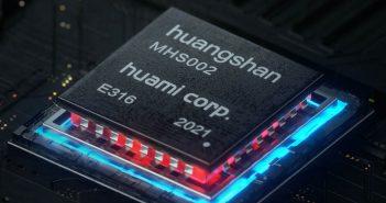 Huangshan 2 es oficial: así es el nuevo procesador que veremos en los relojes Amazfit