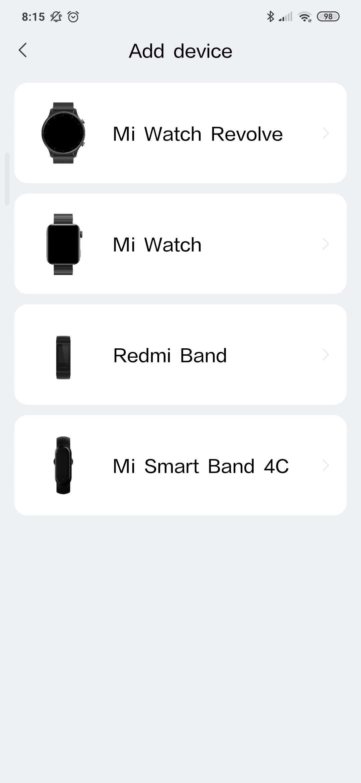 Xiaomi Mi Watch Revolve, el nombre que tomaría la versión Global del Xiaomi Mi Watch Color