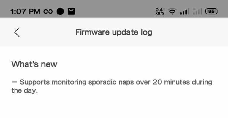 Nuevo sistema de monitorización de siesta para los Amazfit GTS y GTR. Noticias Xiaomi Adictos