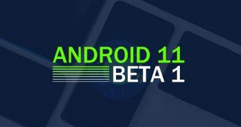 El Xiaomi Mi 10 recibe la primera versión beta de Android 11 (Beta 1). Noticias Xiaomi Adictos