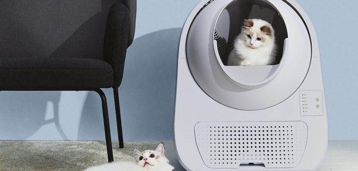 Así es el nuevo arenero para gatos con recogida automática que Xiaomi ha puesto a la venta. Noticias Xiaomi Adictos