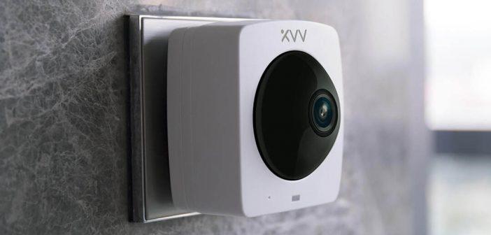 Xiaomi pone a la venta un cámara de vigilancia capaz de evitar los ángulos muertos