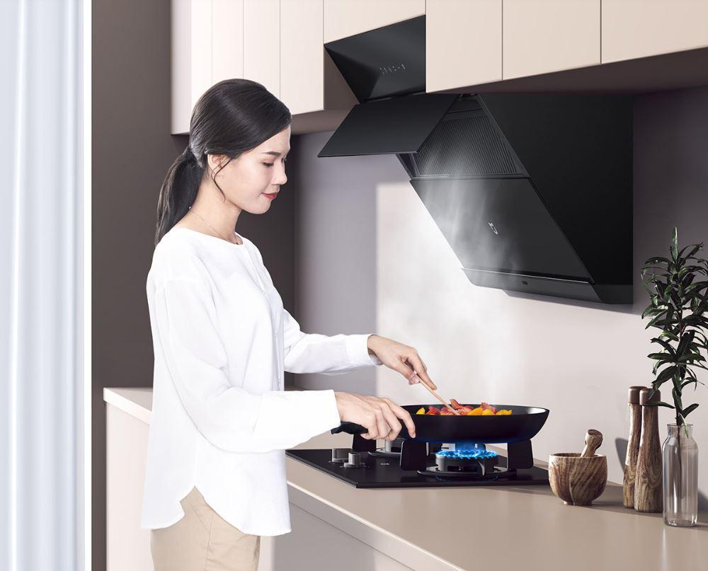 Xiaomi Mijia Smart Side Hood, campana extractora decorativa vertical. Noticias Xiaomi Adictos