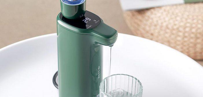 Xiaomi pone a la venta un nuevo dispensador de agua capaz de calentarla de forma instantánea. Noticias Xiaomi Adictos