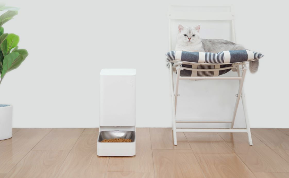 dispensador de comida para perros gatos Xiaomi. Noticias Xiaomi Adictos