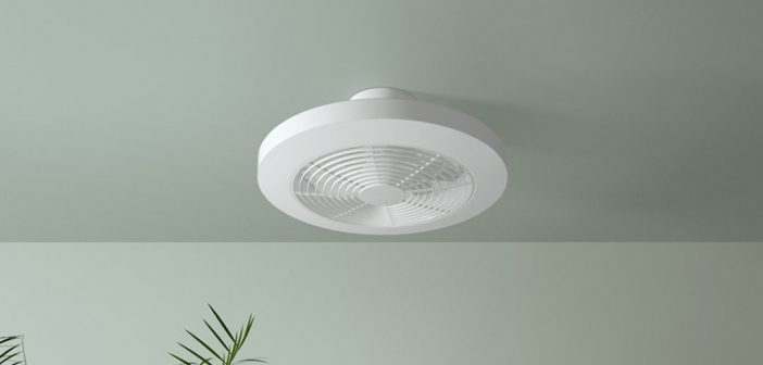Así es la nueva lámpara con ventilador integrado que Xiaomi ha puesto a la venta en Youpin