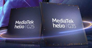 Así son los nuevos MediaTek Helio G25 y G35: dos procesadores que impulsarán la gama baja a otro nivel. Noticias Xiaomi Adictos
