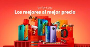 Consigue el POCO F2 Pro por 375 euros o los Redmi Note 9 a un precio de escándalo gracias a las ofertas de junio de AliExpress