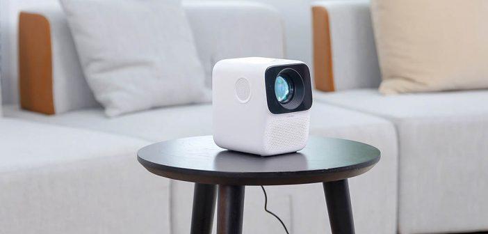 Xiaomi pone a la venta un nuevo proyector 1080p cuyo precio te sorprenderá para bien. Noticias Xiaomi Adictos