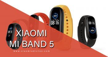 Sorteo xiaomi mi band 5 internacional. Noticias Xiaomi Adictos