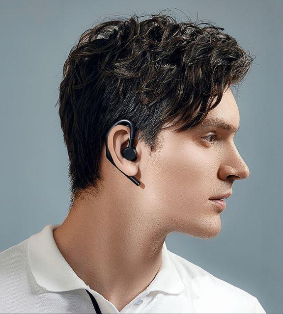 Nuevo Xiaomi Bluetooth Headset Pro, el auricular más extraño pero profesional que hayas visto. noticias Xiaomi Adictos