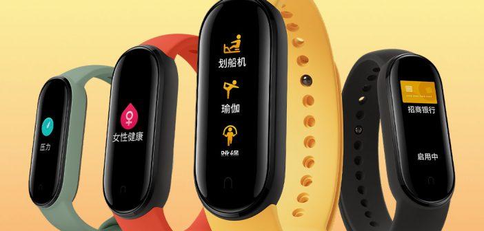 Xiaomi nos muestra el diseño de la Xiaomi Mi Band 5 en su primera imagen oficial. Noticias Xiaomi Adictos