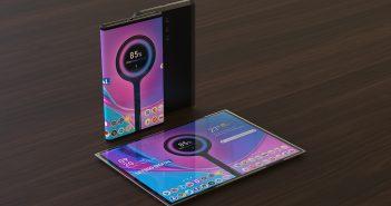 La última patente de Xiaomi nos desvela como podría ser su primer smartphone plegable. Noticias Xiaomi Adictos