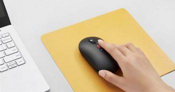 Xiaomi Mi Smart Mouse, un ratón inalámbrico con asistente de voz y 30 días de autonomía. Noticias Xiaomi Adictos