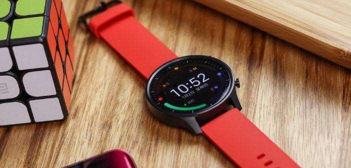 El Xiaomi Mi Watch Color se actualiza añadiendo Modo Natación y desbloqueo de cerraduras. Noticias Xiaomi Adictos