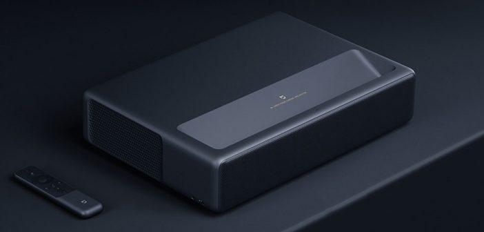 Xiaomi Mijia Proyector Laser 1S: así es el nuevo proyector de tiro ultra corto con resolución 4K. Noticias Xiaomi Adictos
