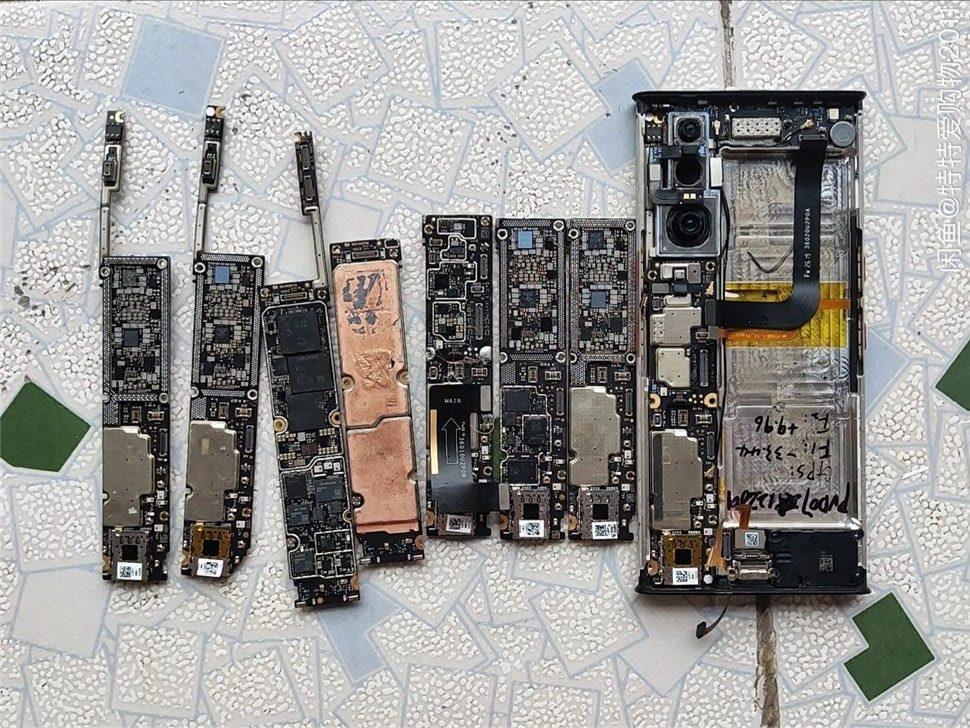 Xiaomi Mi Mix Alpha: así de complejo resulta ser el interior del smartphone más futurístico de Xiaomi. Noticias Xiaomi Adictos