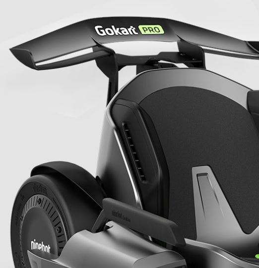 Xiaomi puts on sale a spectacular electric kart under the Ninebot brand. news xiaomi addicts