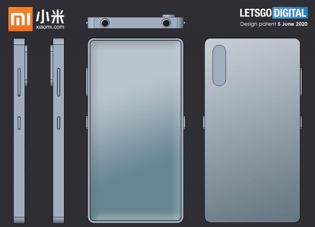 Xiaomi nos sorprende con una nueva idea de smartphone al estilo iPhone 5. Noticias Xiaomi Adictos