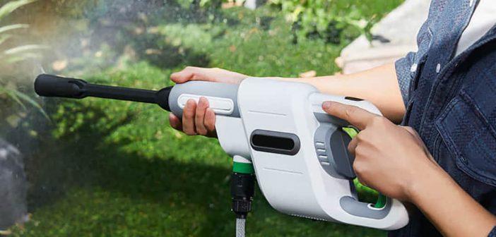 Así es la pistola de agua a presión con batería de 2.000mAh que Xiaomi vende en Youpin. Noticias Xiaomi Adictos
