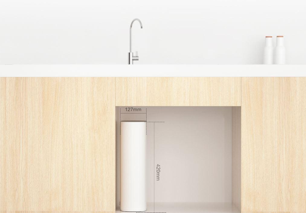 Xiaomi mejora su purificador de agua por ósmosis con una versión más completa y compacta. Noticias Xiaomi Adictos