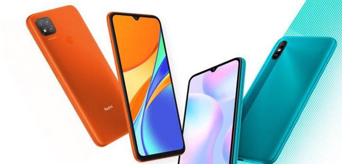 Xiaomi Redmi 9C y Redmi 9A, características, especificaciones y precio. Noticias Xiaomi Adictos