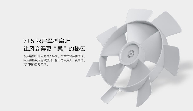 Xiaomi renueva su gama de ventiladores inteligentes con un novedoso sistema de doble flujo de aire. Noticias Xiaomi Adictos