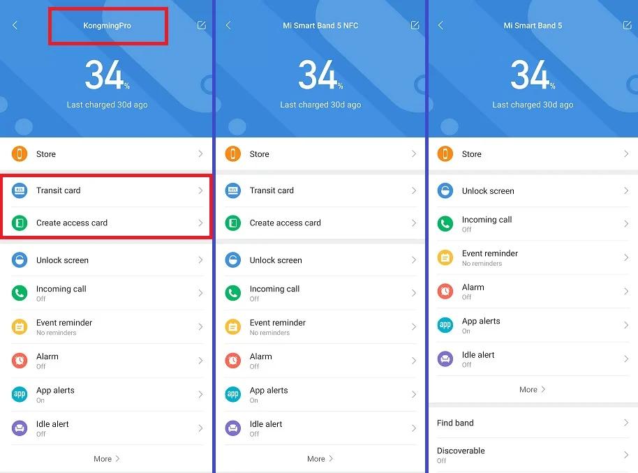 Xiaomi Mi Band 5 Pro, la Mi Band con NFC que todos esperaban. Noticias Xiaomi Adictos