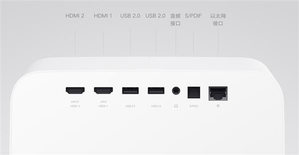 Xiaomi Mijia Projector 2 Pro: un nuevo proyector capaz de emitir una imagen de 200 pulgadas. Noticias Xiaomi Adictos
