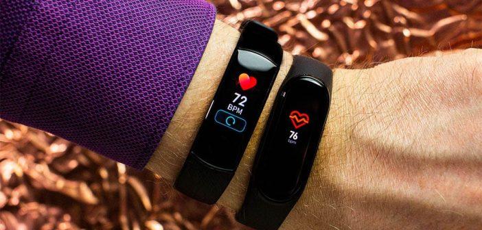 Amazfit Band 5: Xiaomi y Huami inician su propia guerra por la mejor pulsera inteligente. Noticias Xiaomi Adictos