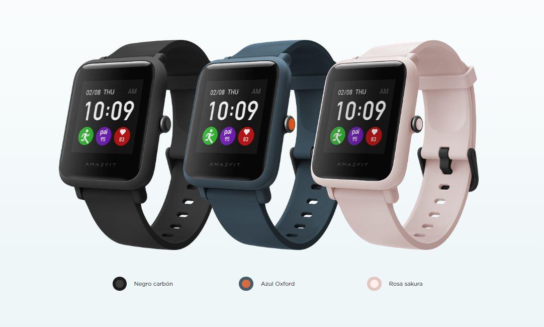 xiaomi amazfit bip s lite caracteristicas precio fecha. Noticias Xiaomi Adictos