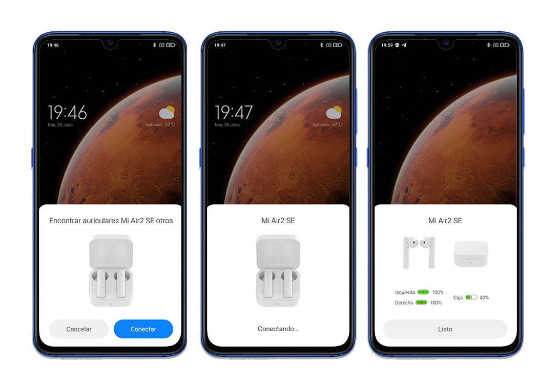 Análisis y review Xiaomi Mi True Wireless Earphones 2 Basic, Mi Air 2 SE auriculares inalámbricos. Noticias Xiaomi Adictos