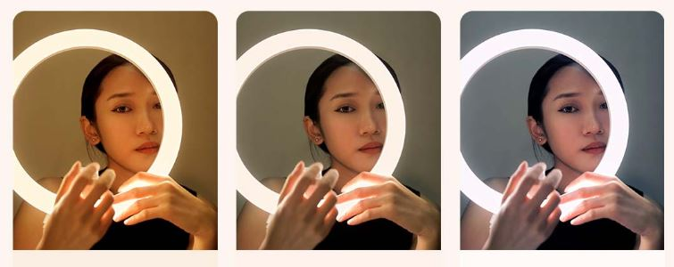 Xiaomi puts on sale a light ring with folding tripod ideal for YouTube and Instagram. Xiaomi  News