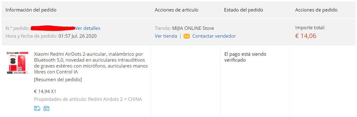 Ya puedes comprar los nuevos auriculares Redmi AirDots 2 de Xiaomi por menos de 15 euros
