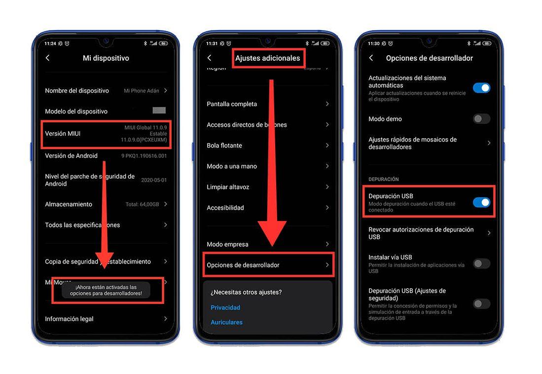 Eliminar aplicaciones Xiaomi sin root, quitar apps bloatware. Noticias Xiaomi Adictos