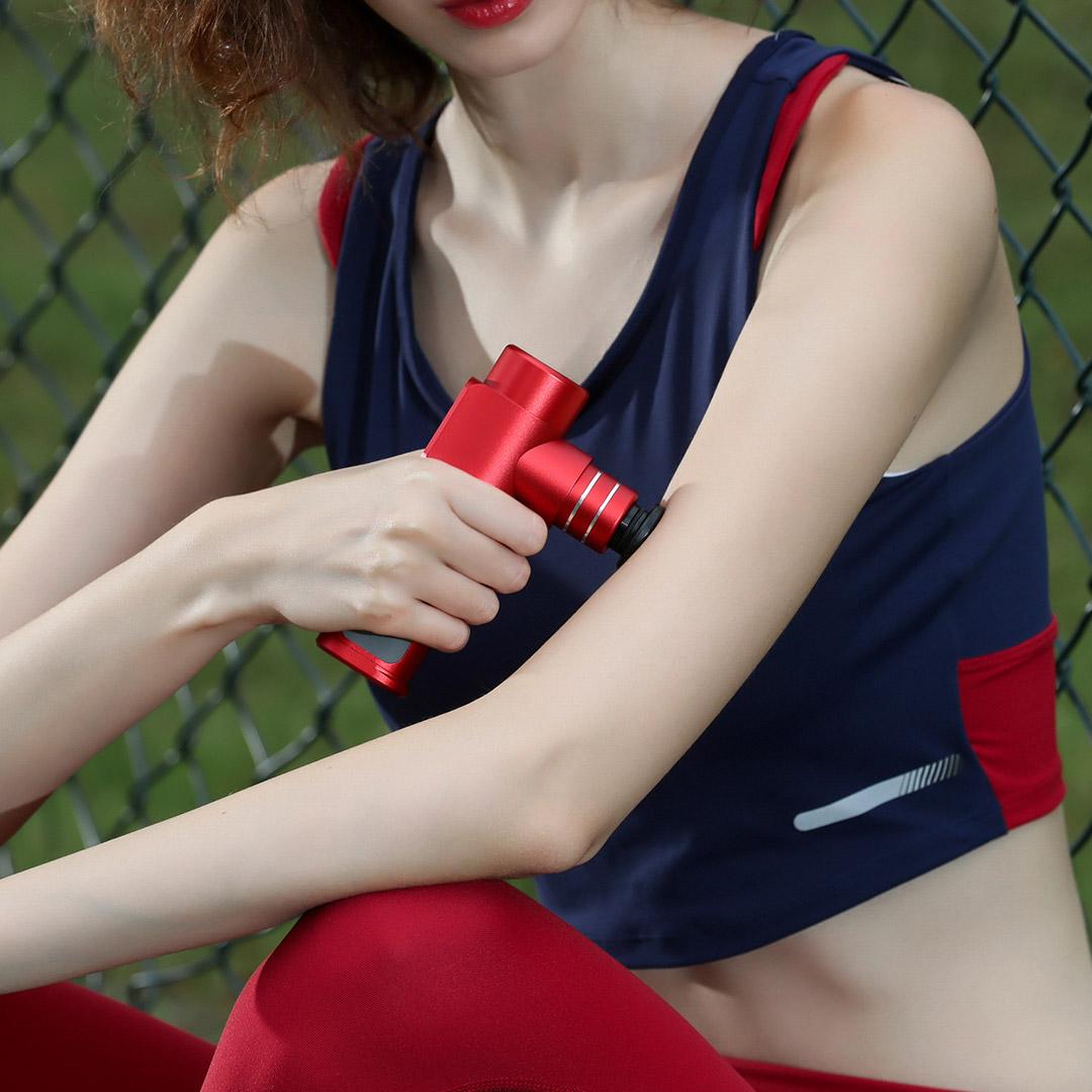 Lo último de Xiaomi en Youpin es un masajeador muscular de formato compacto y con batería. Noticias Xiaomi Adictos