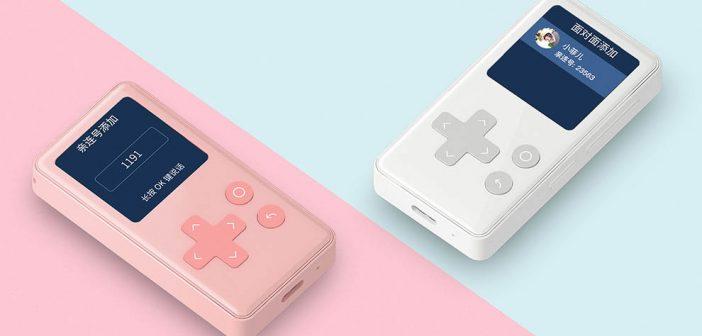 """Esta """"Game Boy"""" del socio de Xiaomi es realmente un smartphone para niños. Noticias Xiaomi Adictos"""