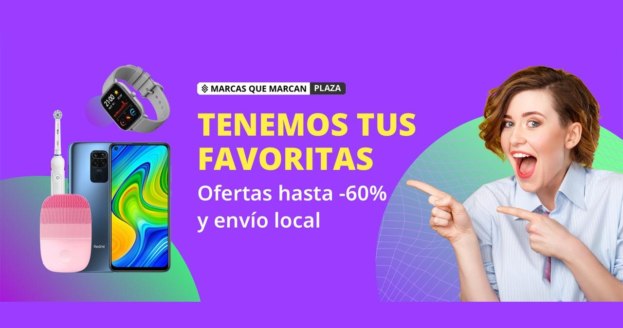 Aliexpress celebra el «Marcas que Marca» con ofertas en productos Xiaomi de hasta el 60%. Noticias