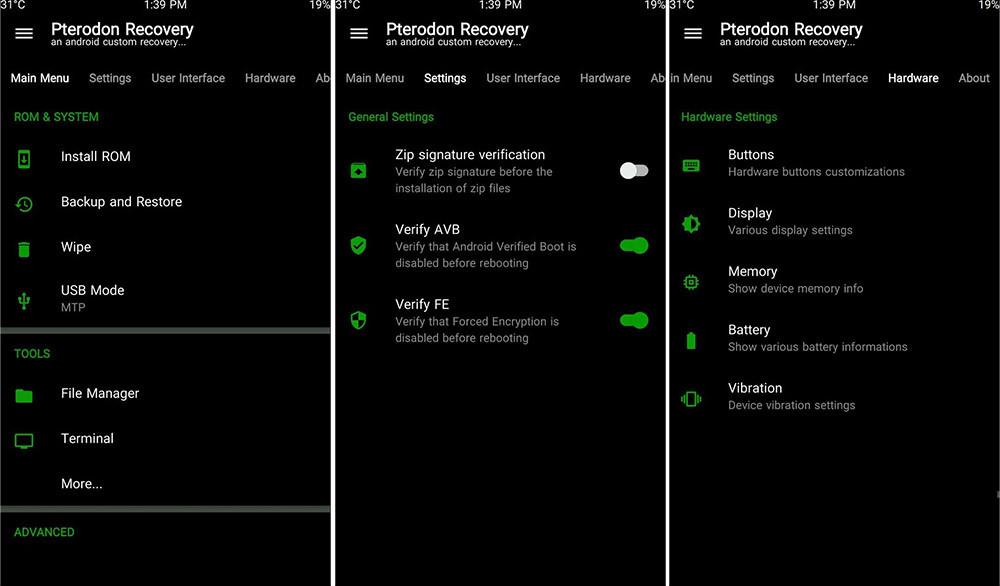 Terodon Recovery, la alternativa a TWRP que llegará a los Redmi de Xiaomi. Noticias Xiaomi Adictos