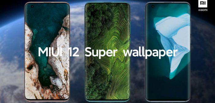 Estas son los lugares exactos donde se realizaron los Super Wallpapers de MIUI 12