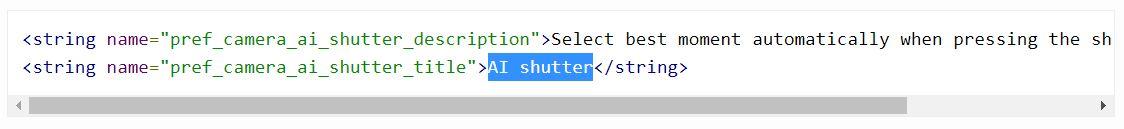 """Xiaomi prepara una nueva función """"AI Shutter"""" que cambiará nuestra forma de usar la cámara. Noticias Xiaomi Adictos"""