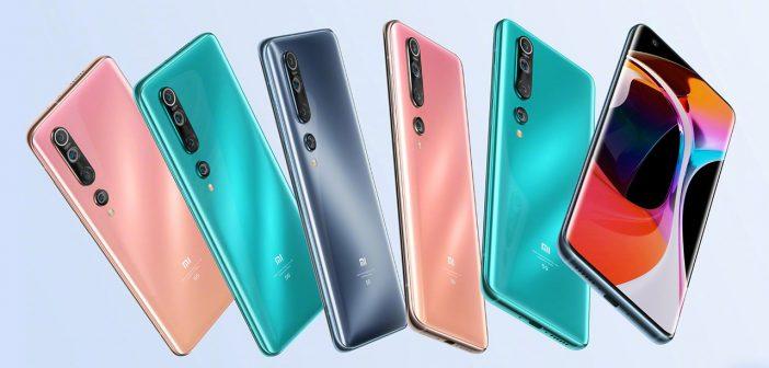El Xiaomi Mi 10 recibe una nueva variante de color de lo más elegante. Noticias Xiaomi Adictos