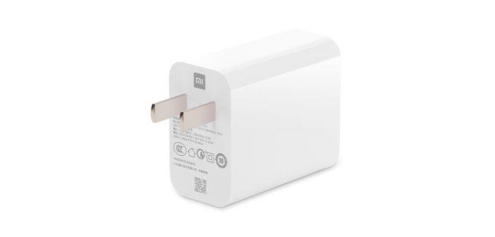 Xiaomi Mi Charger 33W, un nuevo cargador que nos gustaría ver en el mercado global. Noticias Xiaomi Adictos